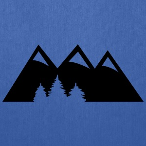 mountains T-Shirts - Tote Bag
