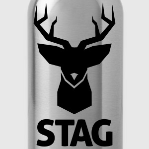 stag T-Shirts - Water Bottle