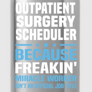 Outpatient Surgery Scheduler - Water Bottle