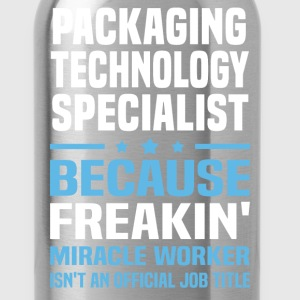 Packaging Technology Specialist - Water Bottle