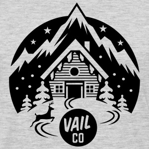 Vail Ski Resort - Men's Premium Long Sleeve T-Shirt