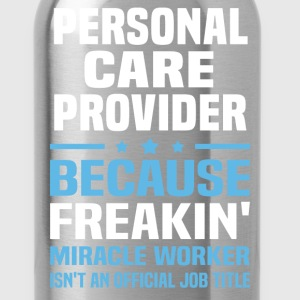 Personal Care Provider - Water Bottle