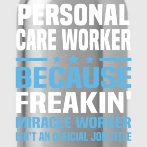 Personal Care Worker - Water Bottle
