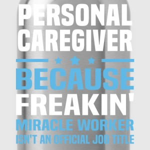 Personal Caregiver - Water Bottle