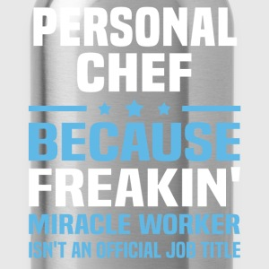 Personal Chef - Water Bottle