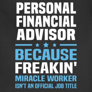 Personal Financial Advisor - Adjustable Apron