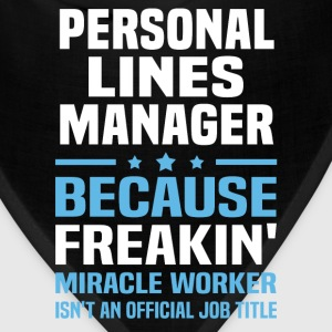 Personal Lines Manager - Bandana