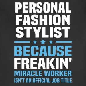 Personal Fashion Stylist - Adjustable Apron