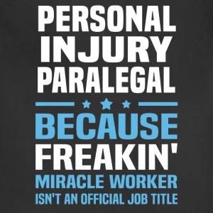 Personal Injury Paralegal - Adjustable Apron