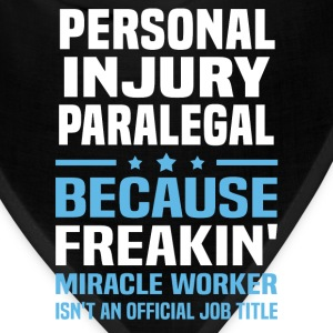 Personal Injury Paralegal - Bandana