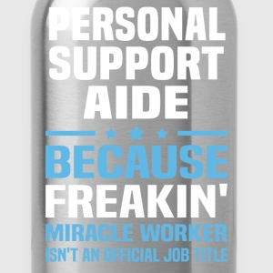 Personal Support Aide - Water Bottle