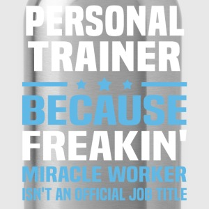 Personal Trainer - Water Bottle