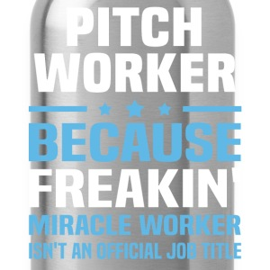 Pitch Worker - Water Bottle