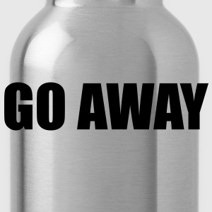 Go away - Water Bottle