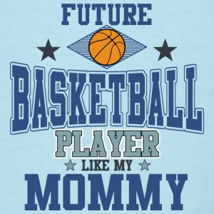 Future Basketball Player Baby Bodysuits - Men's T-Shirt
