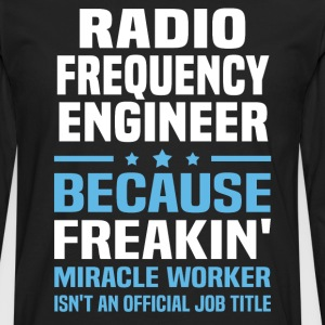 Radio Frequency Engineer - Men's Premium Long Sleeve T-Shirt