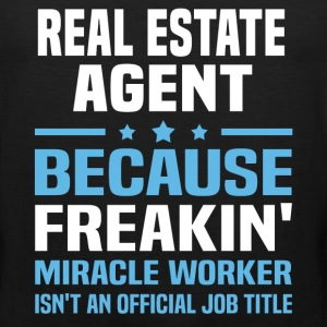 Real Estate Agent - Men's Premium Tank