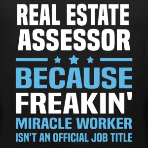 Real Estate Assessor - Men's Premium Tank