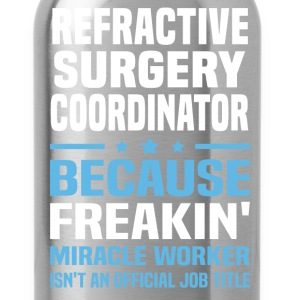 Refractive Surgery Coordinator - Water Bottle