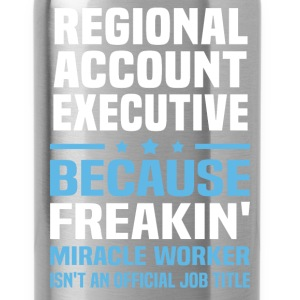 Regional Account Executive - Water Bottle