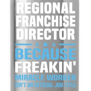 Regional Franchise Director - Water Bottle