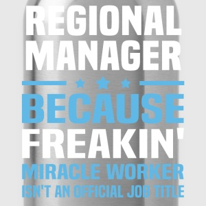 Regional Manager - Water Bottle