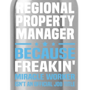 Regional Property Manager - Water Bottle
