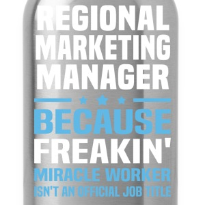 Regional Marketing Manager - Water Bottle