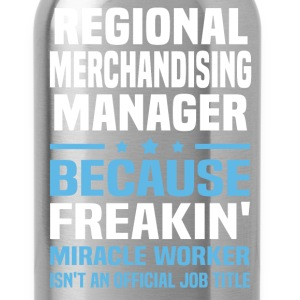 Regional Merchandising Manager - Water Bottle