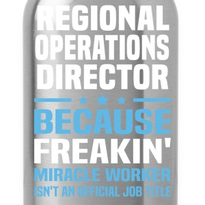 Regional Operations Director - Water Bottle