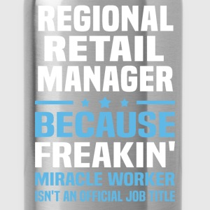 Regional Retail Manager - Water Bottle