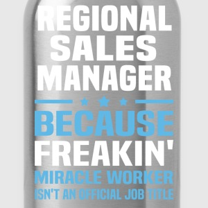 Regional Sales Manager - Water Bottle