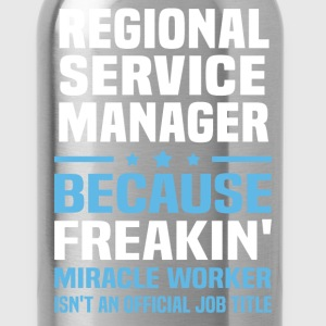 Regional Service Manager - Water Bottle