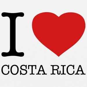 I LOVE COSTA RICA - Men's Premium Tank