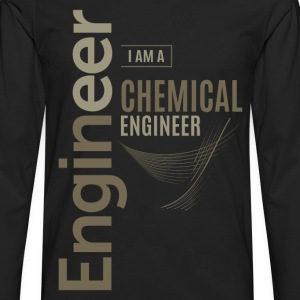 Chemical Engineer - Men's Premium Long Sleeve T-Shirt