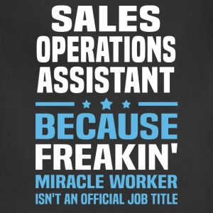 Sales Operations Assistant - Adjustable Apron