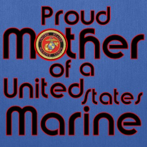 mother of marine - Tote Bag