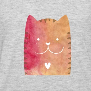Cute Cat T-Shirts - Men's Premium Long Sleeve T-Shirt