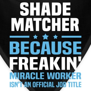 Shade Matcher T-Shirts - Bandana