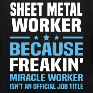 Sheet Metal Worker T-Shirts - Men's Premium Tank