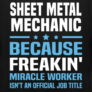 Sheet Metal Mechanic T-Shirts - Men's Premium Tank