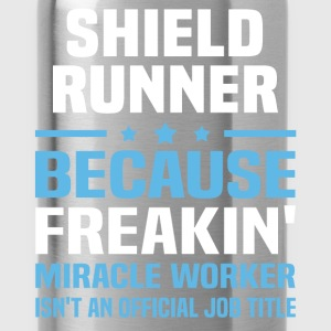 Shield Runner T-Shirts - Water Bottle