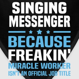 Singing Messenger T-Shirts - Bandana