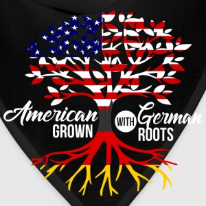 American German T-Shirts - Bandana