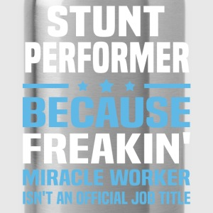 Stunt Performer T-Shirts - Water Bottle