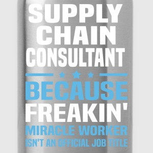 Supply Chain Consultant T-Shirts - Water Bottle