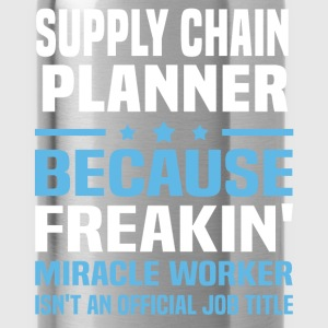 Supply Chain Planner T-Shirts - Water Bottle