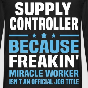 Supply Controller T-Shirts - Men's Premium Long Sleeve T-Shirt