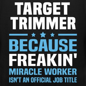 Target Trimmer T-Shirts - Men's Premium Tank