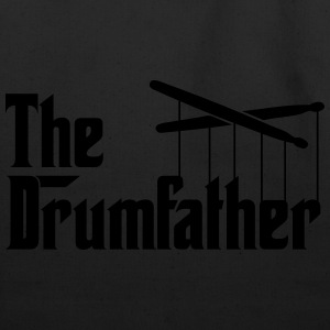 Drummer - The Drumfather Hoodies - Eco-Friendly Cotton Tote